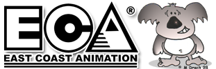 East Coast Animation Studios Sydney Australia